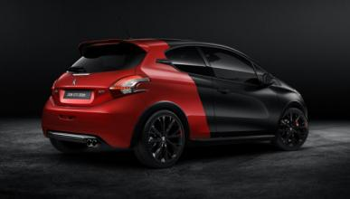 Peugeot 208 GTi 30th Aniversario frontal