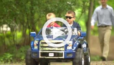 Lanzan un Ford F-150 para niños: ¡diversión a escala!