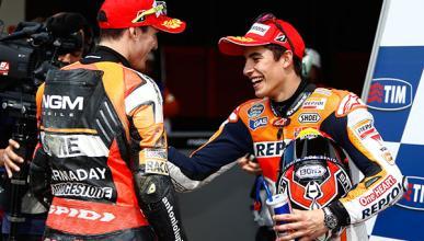Clasificación MotoGP GP Holanda 2014: Aleix, lluvia y pole