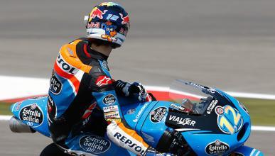Carrera Moto3 GP Holanda 2014: Márquez gana en solitario