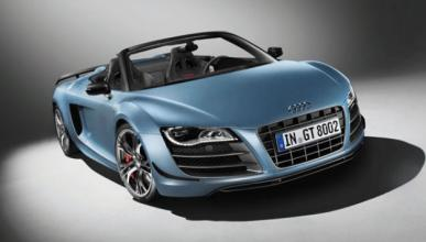 Vídeo: espectacular accidente de un Audi R8 Spyder