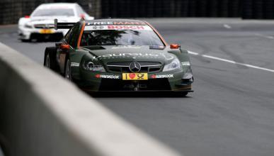 DTM: Norisring 2014. Wickens no falló