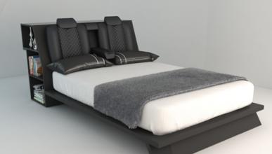 La cama de matrimonio que siempre quisiste tener
