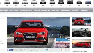 El nuevo Audi RS6 Plus, ¡filtrado por error!
