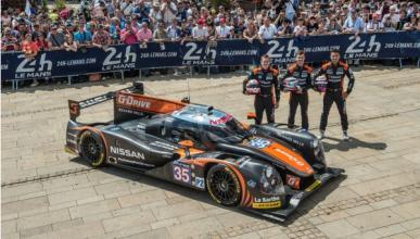 El Nissan GT-R LM Nismo correrá en Le Mans en 2015