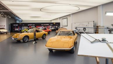 Visita al hermético Centro de Diseño de Opel en Rüsselsheim