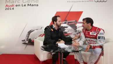 Entrevistamos a Marc Gené después del éxito en Le Mans 2014