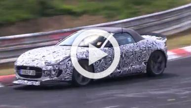 El Jaguar F-Type RS, ¡cazado por primera vez!