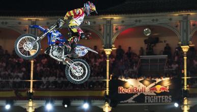 Vídeo Red Bull X-Fighters Madrid 2014: ¡gran espectáculo!