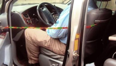 Inventan un sistema para no olvidar bebés en el coche