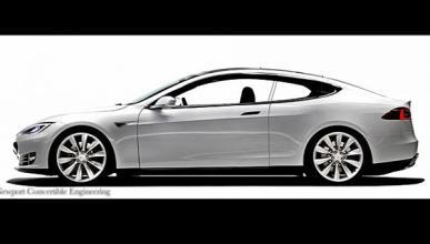 Un chino destroza su Tesla Model S nada más comprarlo