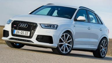Un Audi RS Q3 preparado por MTM que alcanza los 270 km/h