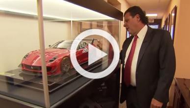 Colecciona réplicas a escala de sus propios coches
