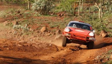 Porsche 911 Safari offroad concept: podría ser una realidad