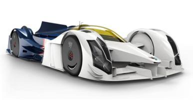 El híbrido que quiere batir el récord de Nürburgring