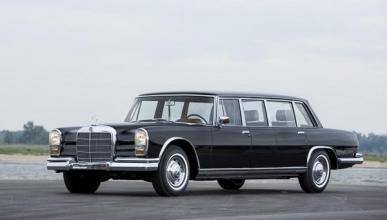 Mercedes 600 Pullman Mao Tse-Tung