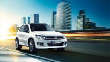 Volkswagen Tiguan CityScape Limited Edition, más completo