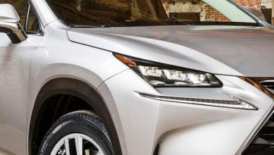 Lexus podría lanzar un nuevo SUV, hermano pequeño del NX
