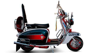 A subasta la Lambretta de Quadrophenia por 13.000 euros