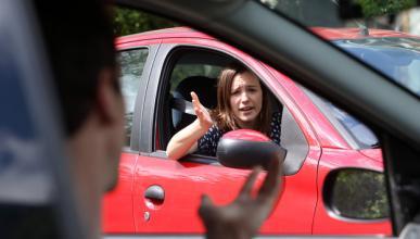 Cinco formas de actuar frente a los conductores agresivos