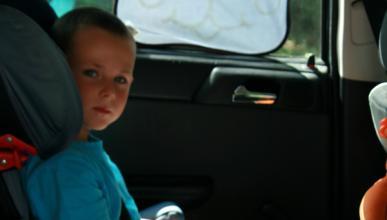 10 juegos de siempre para entretener a los niños en coche