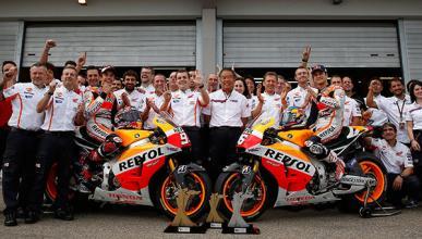 Red Bull será patrocinador del equipo HRC de MotoGP