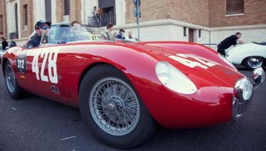 Mille Miglia, la carrera de coches más bonita del mundo