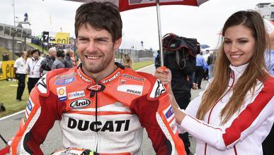 Crutchlow deja Ducati y pilotará la Honda de Bradl en 2015