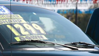 La DGT permitirá la venta callejera de vehículos usados