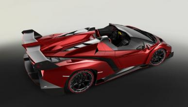 A la venta un Lamborghini Veneno Roadster