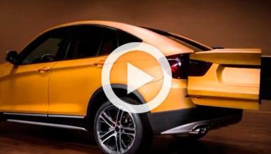 BMW Dubbed Deep Orange 4: un X3 pick up