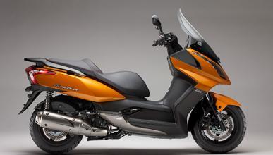 3735ea8ba0e Kymco Super Dink 125, la moto más vendida en España -- Motos ...