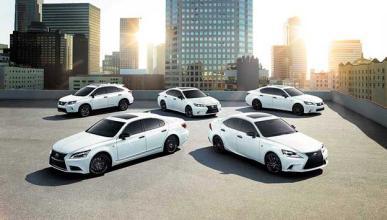 Lexus presentará la gama The Crafted Line en Pebble Beach