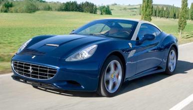 Increíble: conductor de este Ferrari California sobrevive
