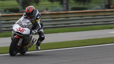 Clasificación Moto2 GP Indianápolis 2014: Kallio domina