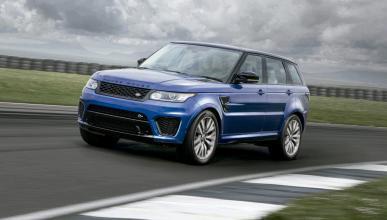 Land Rover Range Rover Sport SVR 2014 delantera