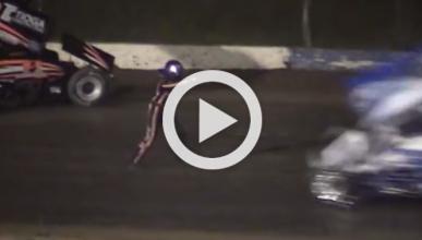 El piloto de la Nascar Stewart atropella mortalmente a otro