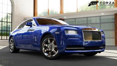 Rolls-Royce debuta en el Forza Motorsport 5