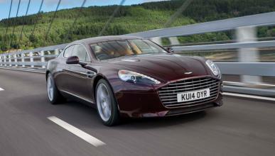 Cinco coches ingleses cargados de estilo