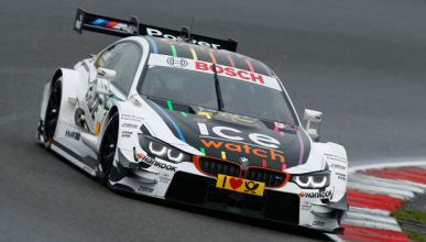 DTM 2014: clasificación Nürburgring. Pole de Wittmann