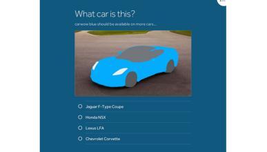 Demuestra cuánto sabes de coches con Car Quiz