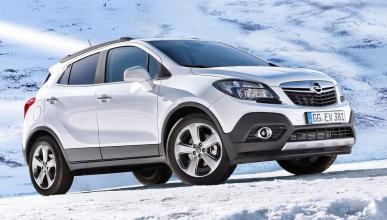 Opel Mokka Moscow Edition, motivo de celebración