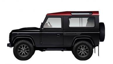 Land Rover Defender Africa Edition, ¡sólo 50 unidades!
