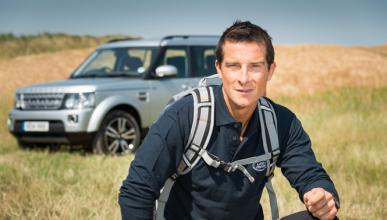 Bear Grylls, el nuevo embajador de Land Rover