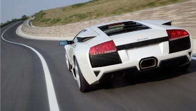 Terrible accidente de un Lamborghini Murciélago en EEUU