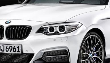 Cazado el BMW Serie 1 2015