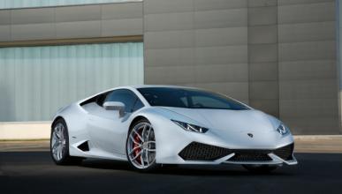 Carrera de drag entre un Lamborghini Huracán y un caza ruso