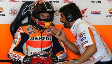 Libres 1 MotoGP GP Gran Bretaña: Márquez comienza fuerte