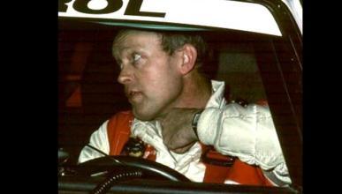 Adiós a Björn Waldergard, primer campeón del mundo de rally