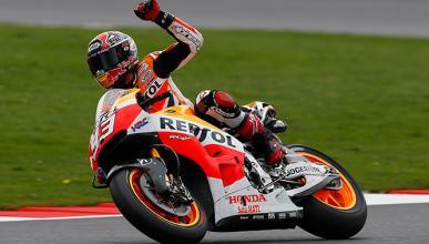 Clasificación MotoGP Gran Bretaña 2014: Márquez brilla